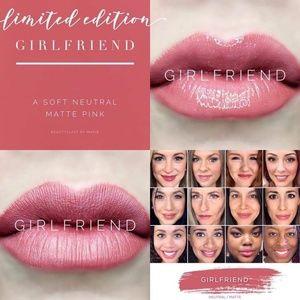 Limited Edition Girlfriend Lipsense